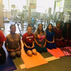 Meditative Movement Yoga