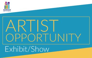 Generic for website_ArtistOpp_exhibitORshow