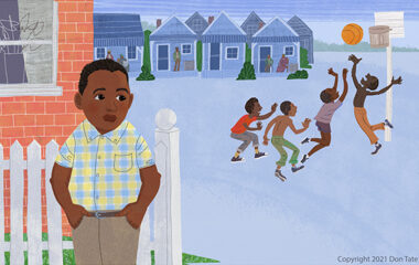 Conversation with author and illustrator Don Tate