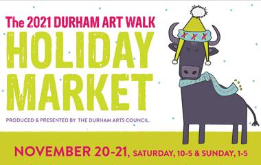 2021 Durham Art Walk Holiday Market Sponsors